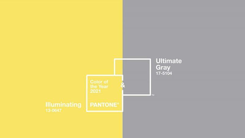 Ultimate Grey - Illuminating Farbpallette